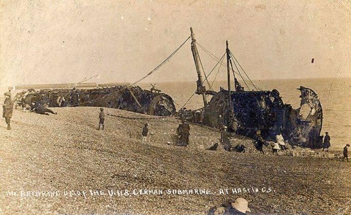 Трагедия U-118 - Stone Forest