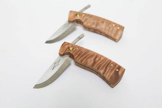 Карманный нож Horse Folding Pack Knife - Stone Forest