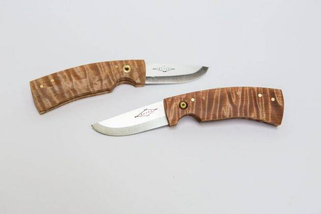 Повседневный нож Horse Folding Pack Knife - Stone Forest