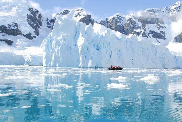 Антарктида Мак-Мердо - Stone Forest