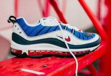 Nike Air Max 98 - Stone Forest