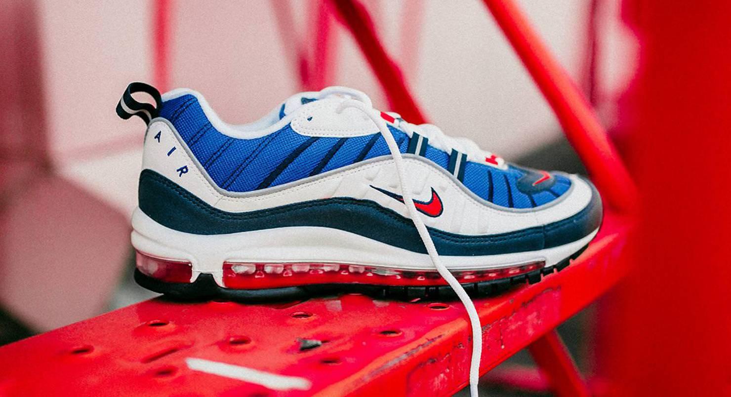 a0680a84 Nike Air Max 98 - модель кроссовок, история нового релиза ...