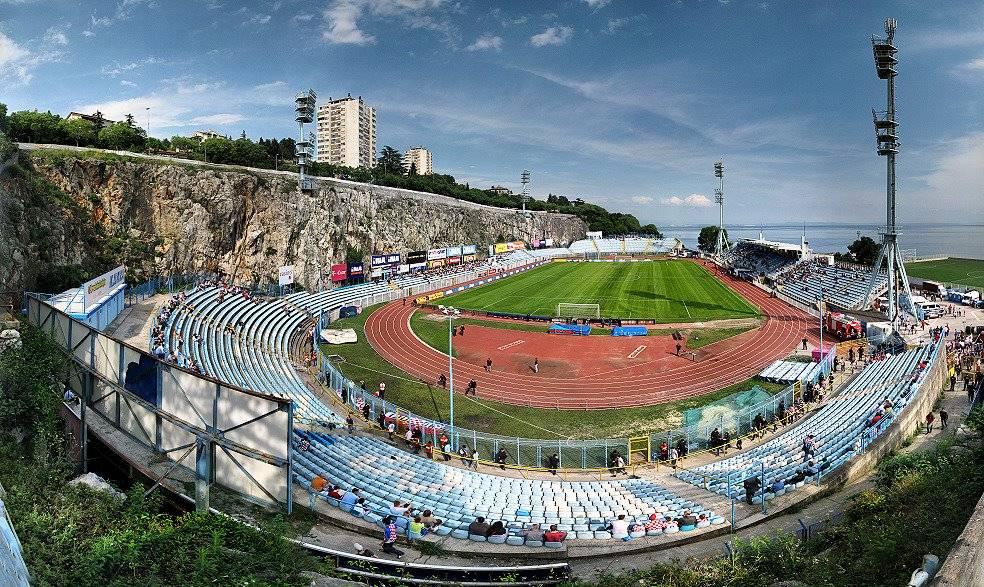 Стадион Риека Хорватия - Stone Forest