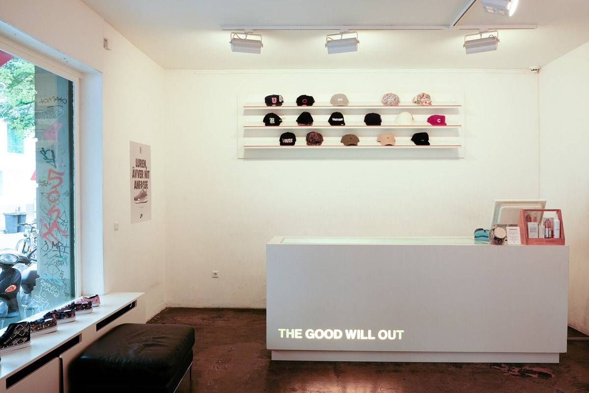 The Good Will Out Shop - Stone Forest