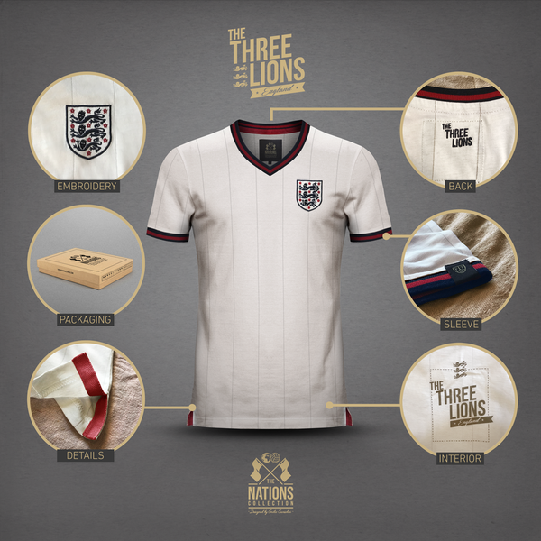 Vintage Football Town England - Stone Forest