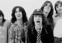 Братья Янг из AC/DC - Stone Forest
