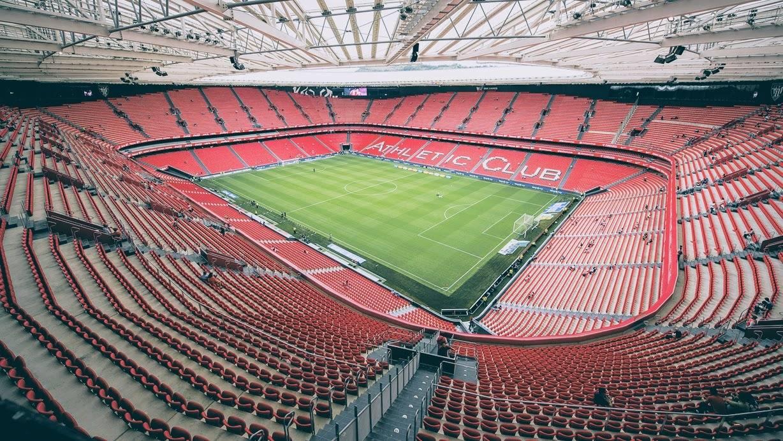 Стадион Атлетик Бильбао - Stone Forest