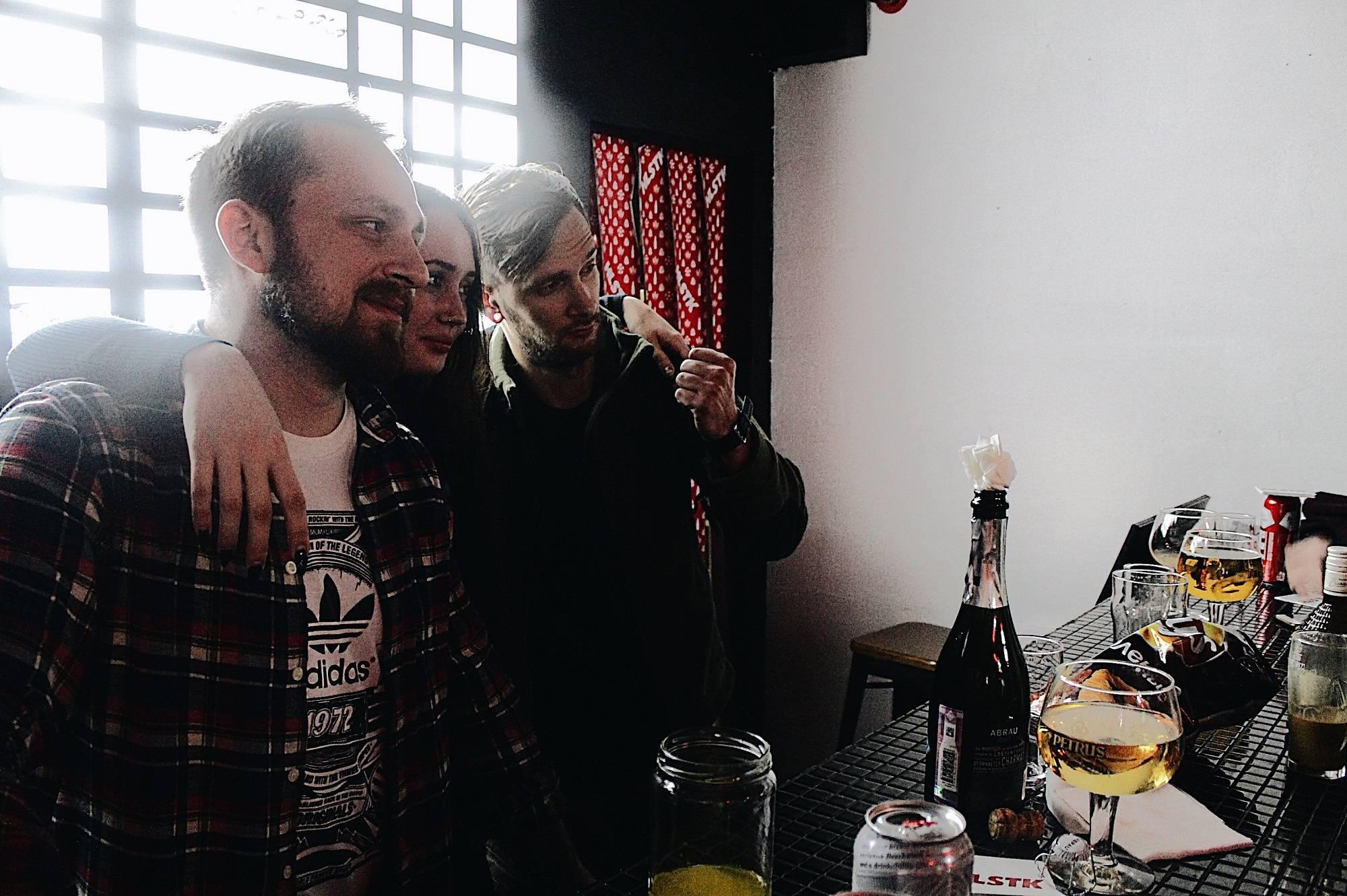 Пивно бар HLSTK Москва закрылся - Stone Forest