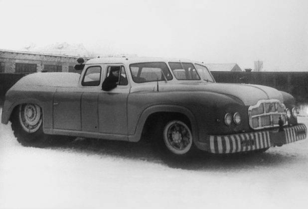 Автомобиль МАЗ-541 - Stone Forest