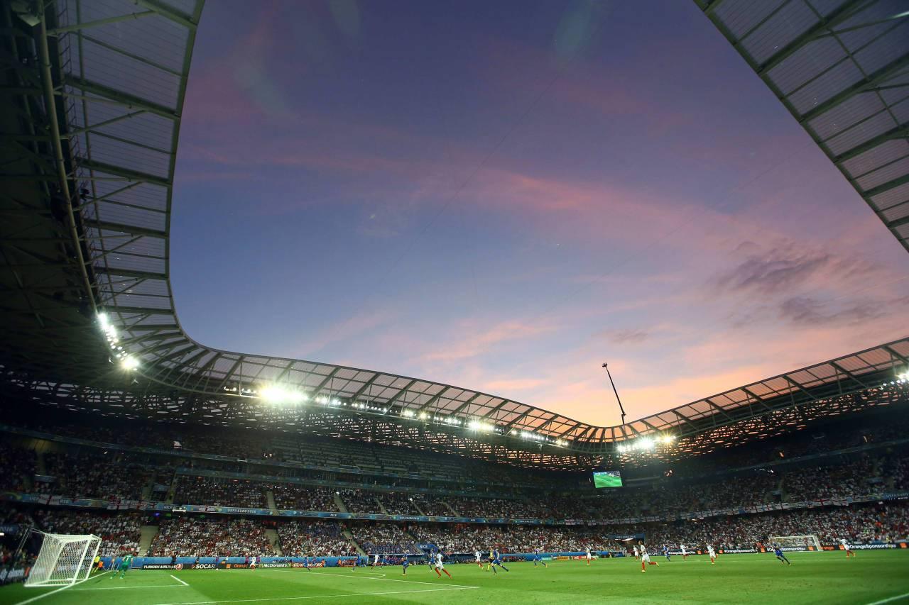 Стадион Ницца Франция - Stone Forest