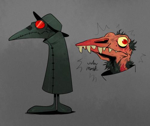 Секрет маски чумного доктора - Stone Forest