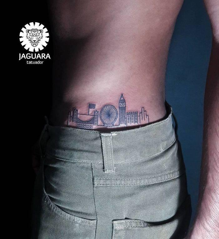 Татуировка путешественников - Stone Forest