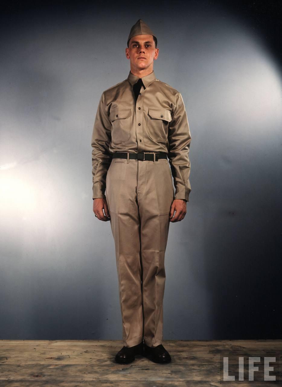 Военная форма армии США во Второй мировой войне - Stone Forest