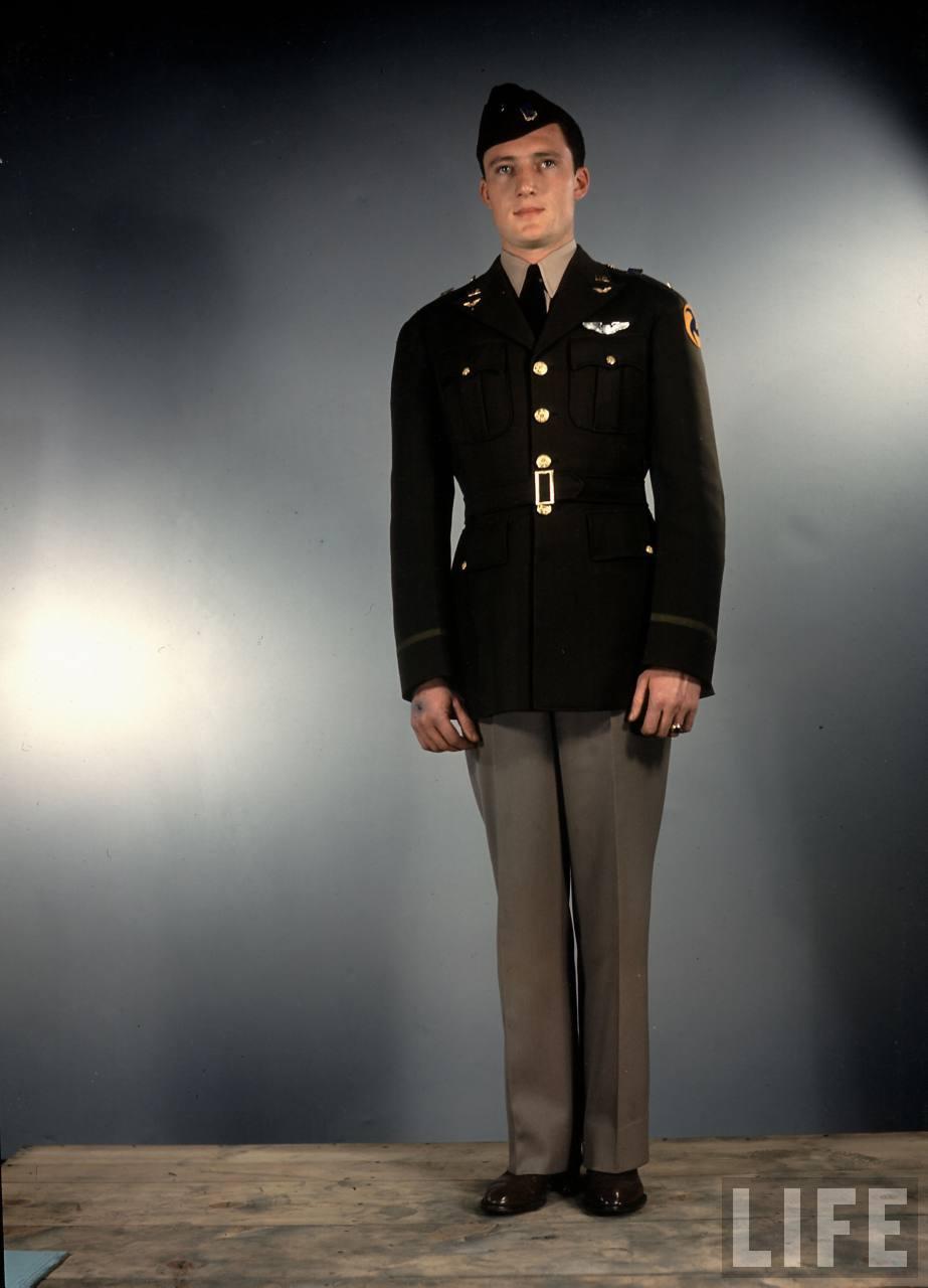 Военная форма армии США во Второй мировой - Stone Forest