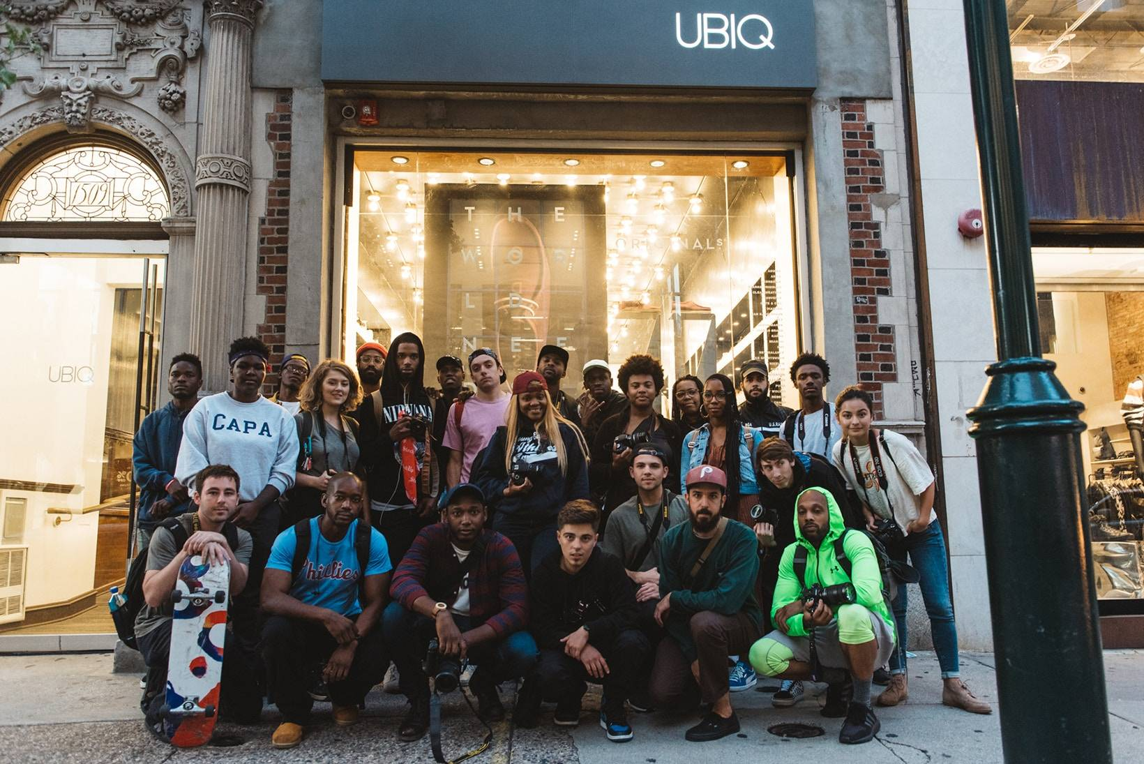 UBIQ Store - Stone Forest
