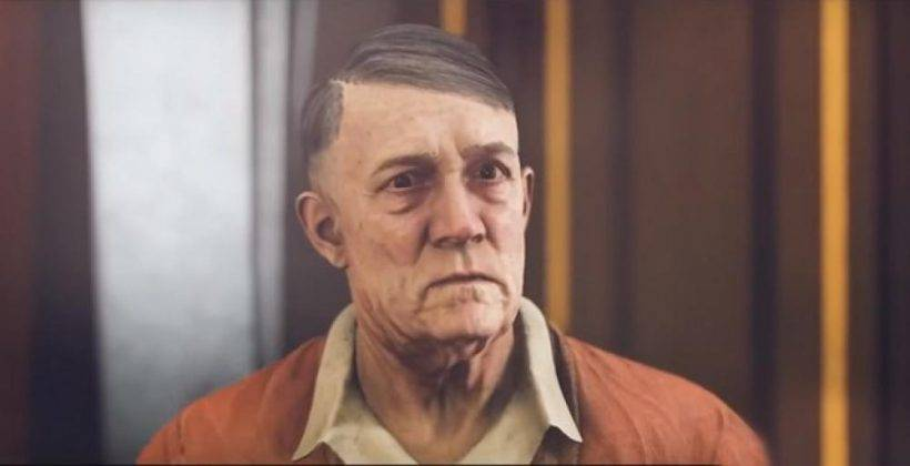 Цензура в Wolfenstein 2 the new colossus - Stone Forest