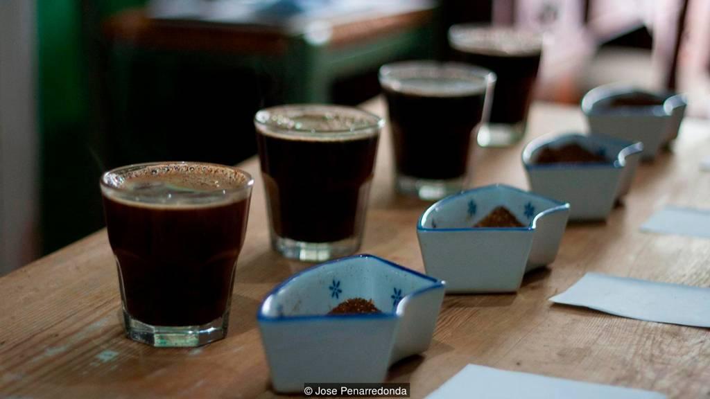 Слепые каппинги (способ дегустации кофе)
