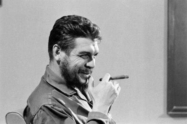 Эллиотт Эрвитт и его фотографии Че Гевары - Stone Forest