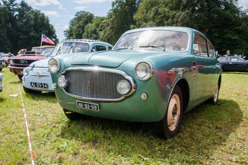 Модель авто Fiat 1100 - Stone Forest