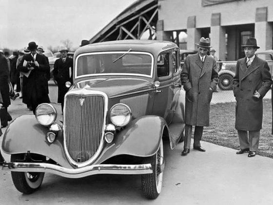 Модель Ford V8 - Stone Forest