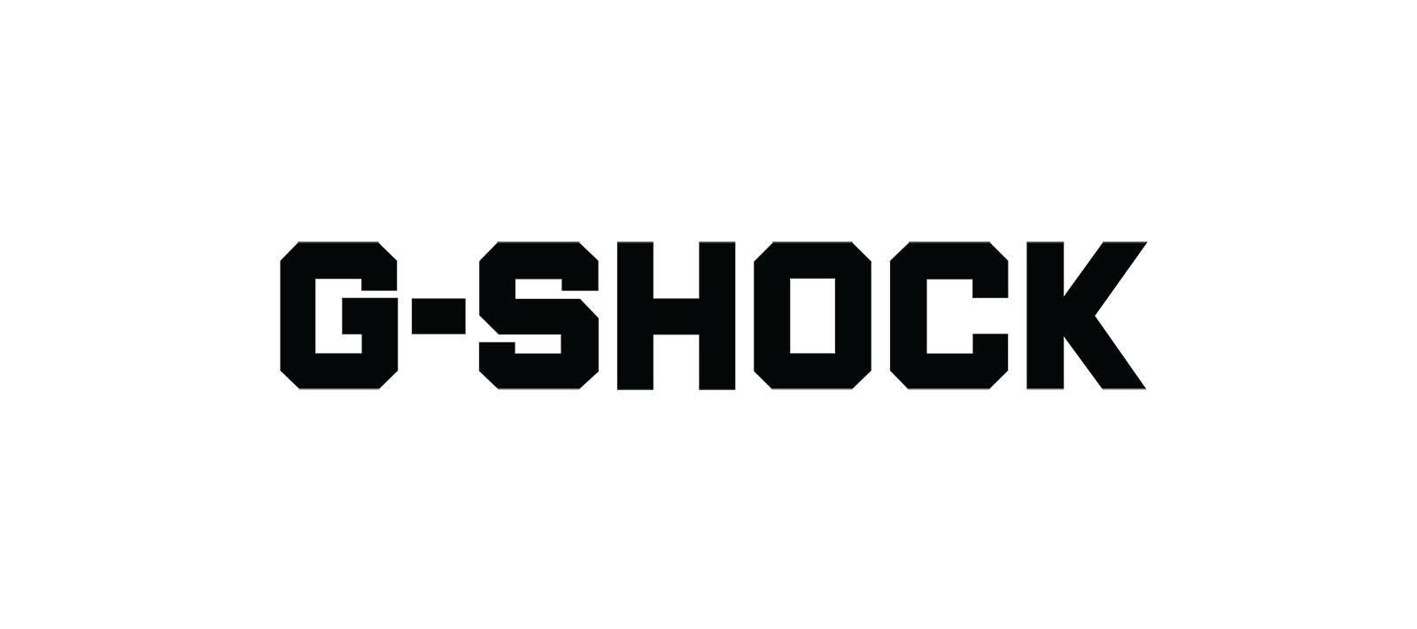 Логотип G-shock - Stone Forest
