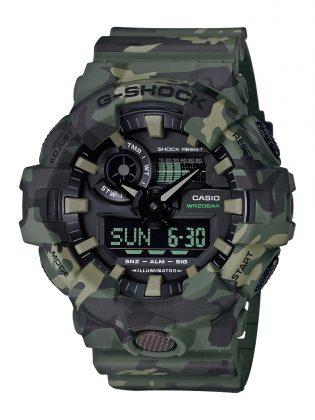 Часы Casio G-SHOCK GA-700 - Stone Forest