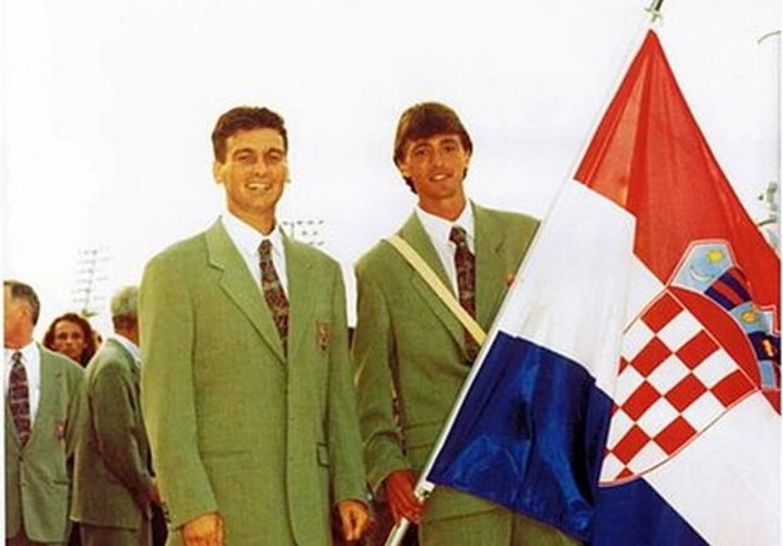 Теннисист Горан Иванишевич из Хорватии - Stone Forest