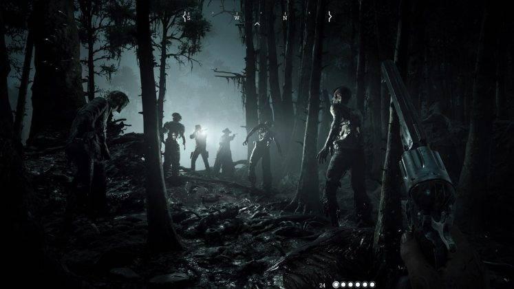 Геймплей Hunt Showdown - Stone Forest