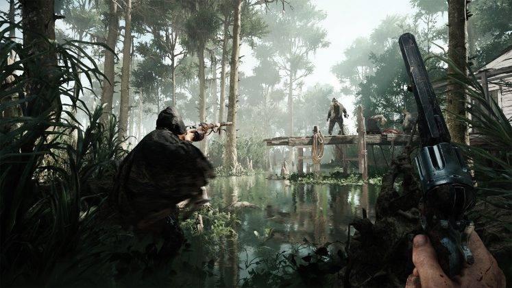 Как играть в Hunt Showdown - Stone Forest