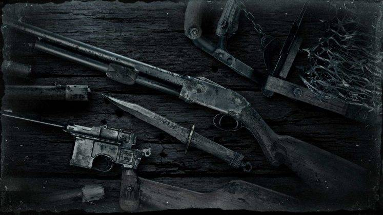 Hunt Showdown Game - Stone Forest
