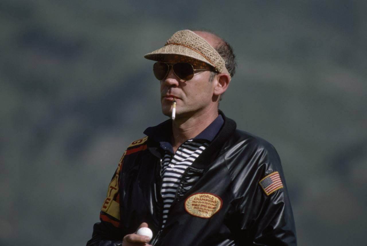 Сценарист Хантер Томпсон - Stone Forest