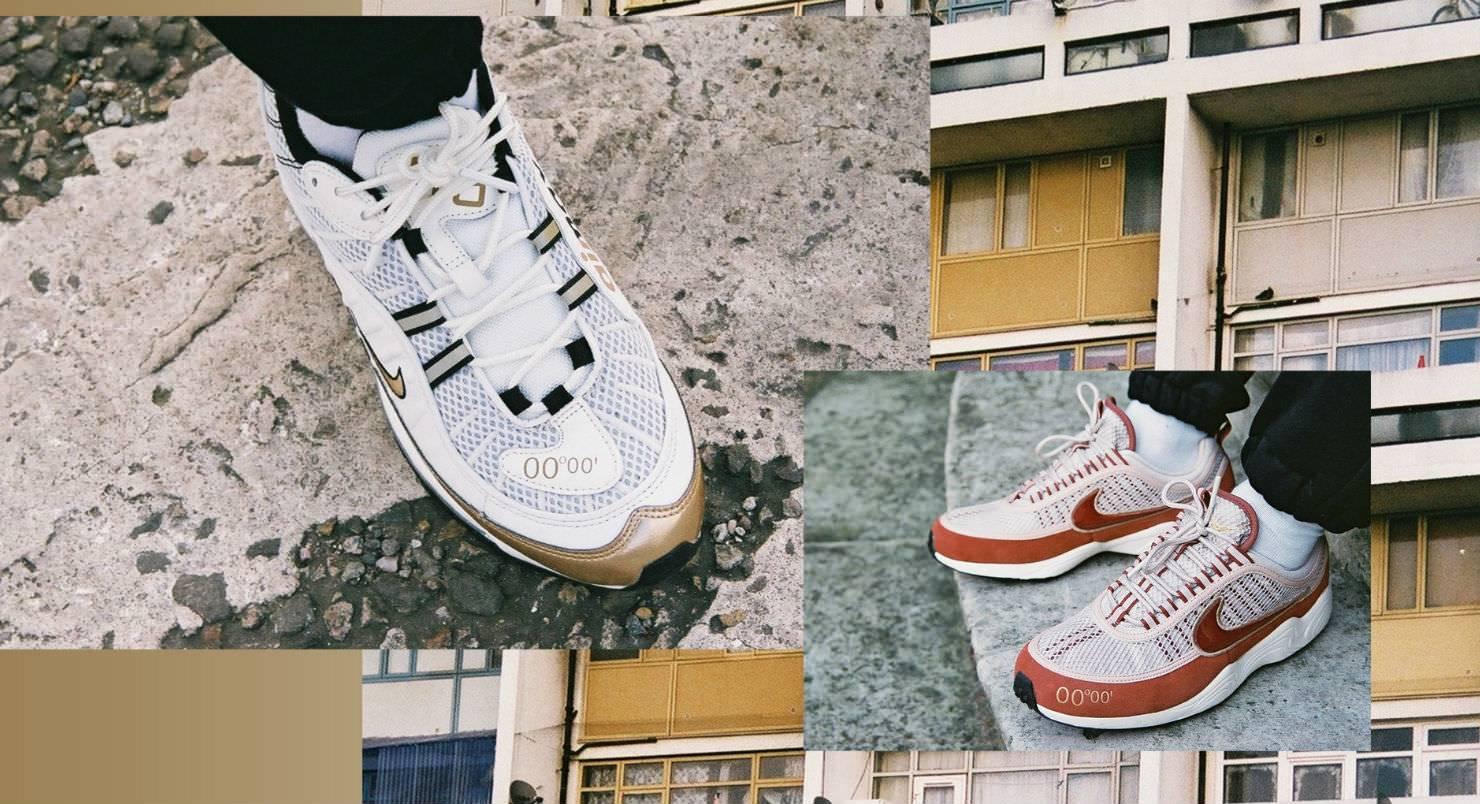 promo code e6441 d9d38 Nike Prime Meridian - релиз коллекции кроссовок, модели Air ...