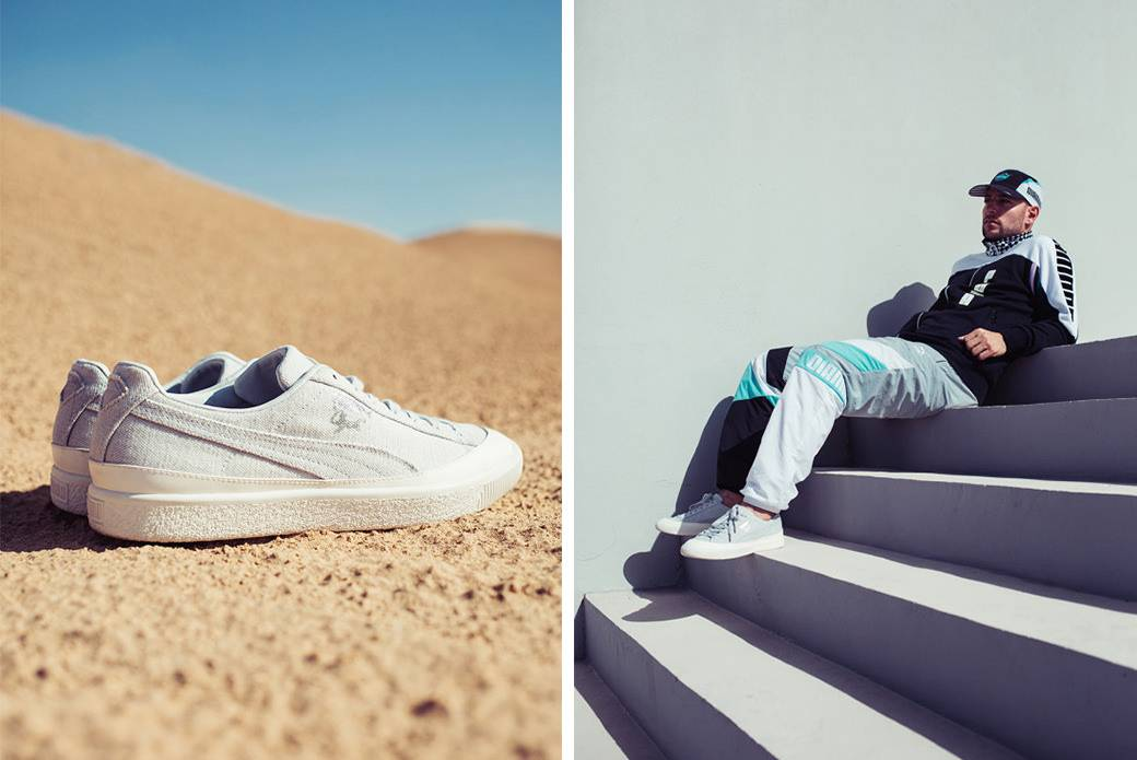 Модель PUMA x Diamond Supply Co - Stone Forest