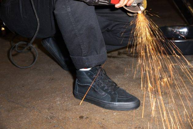 Коллекция Vans Made for the Makers - Stone Forest