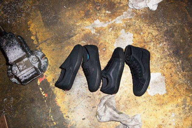 Кеды Vans Made for the Makers - Stone Forest