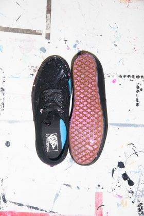 Релиз Vans Made for the Makers - Stone Forest
