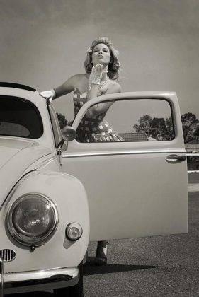 История Volkswagen Beetle - Stone Forest