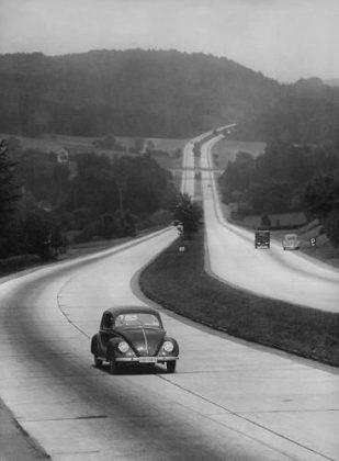 Автомобиль Volkswagen Beetle - Stone Forest