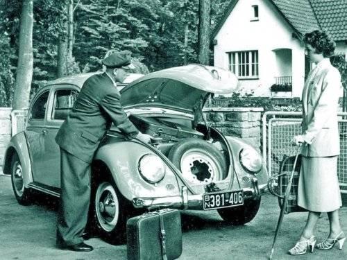 Реклама Volkswagen Beetle - Stone Forest