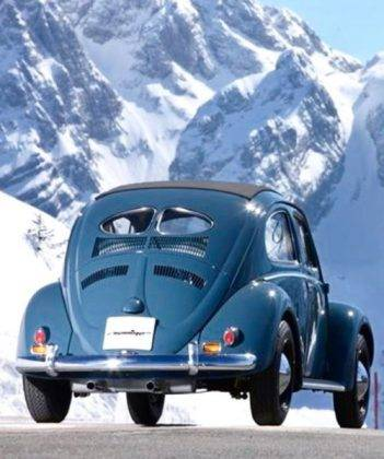 Фото Volkswagen Beetle - Stone Forest