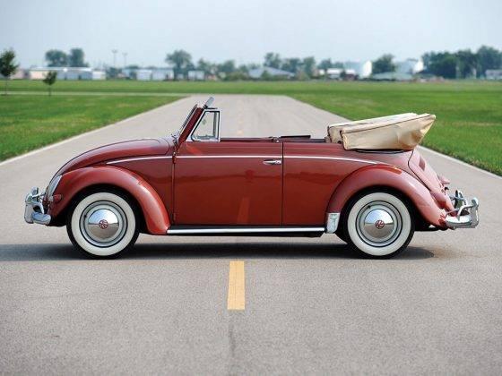 Фотография Volkswagen Beetle - Stone Forest