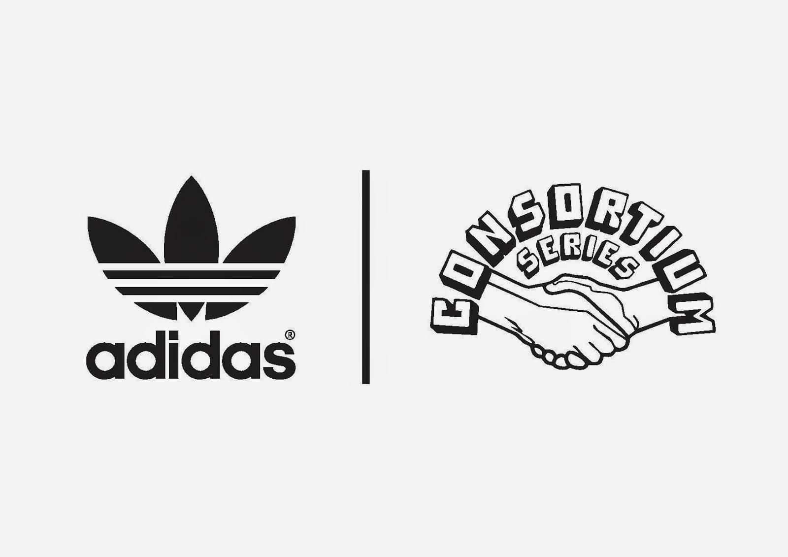 Логотип adidas Consortium - Stone Forest