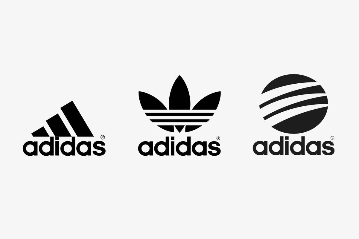 Логотипы adidas - Stone Forest