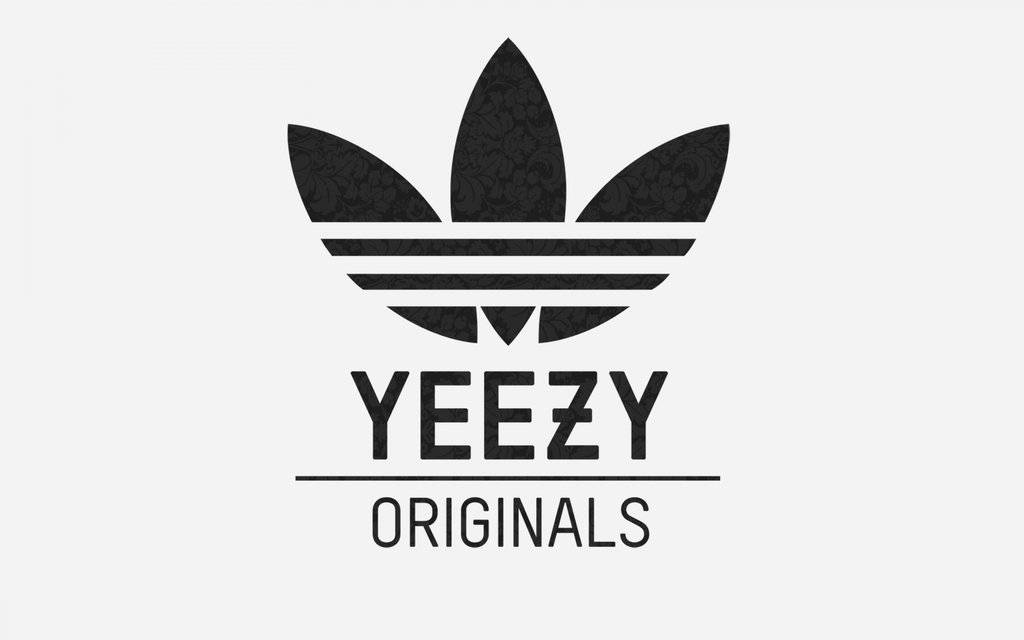 Логотип Yeezy Boost - Stone Forest