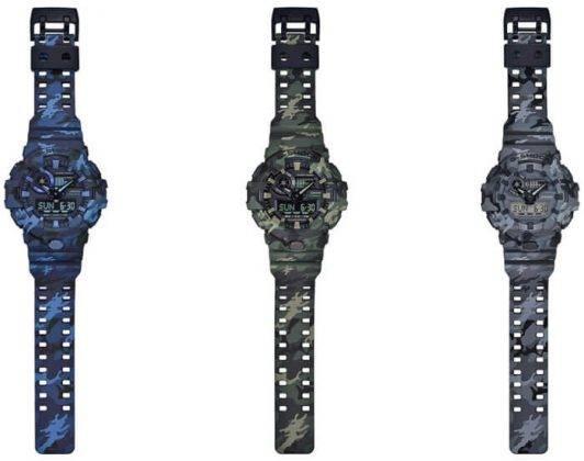 Часы G-SHOCK GA-700CM - Stone Forest
