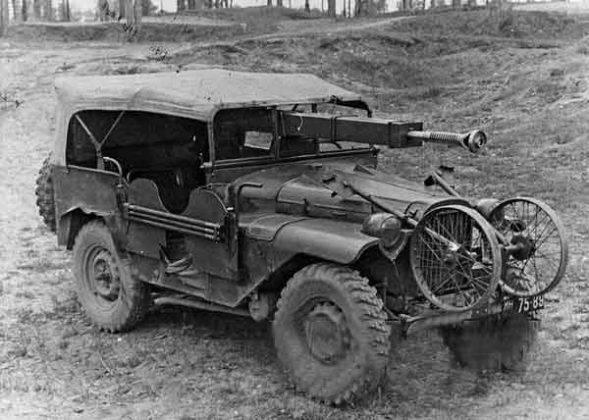 Автомобиль ГАЗ-64 - Stone Forest