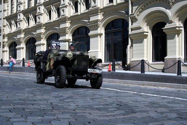 ГАЗ-64 СССР - Stone Forest