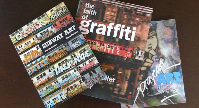 Книги по граффити - Stone Forest