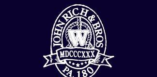 Логотип Woolrich - Stone Forest