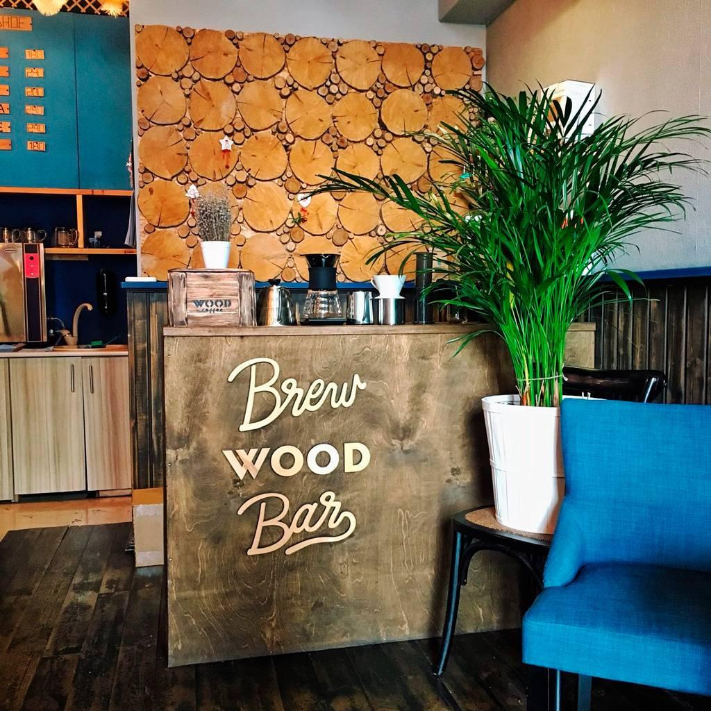 Кофейня Wood Coffee Сочи